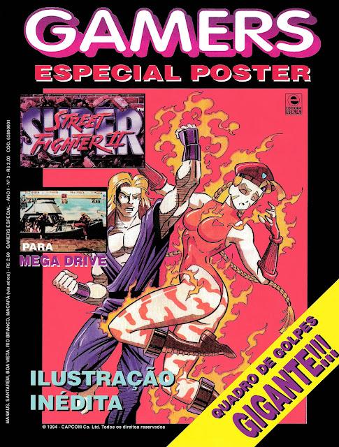 Gamers Especial N.03