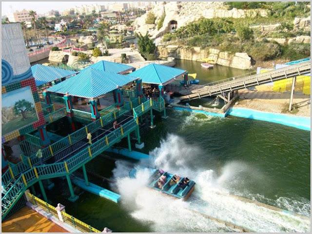 ملاهي دريم بارك Dream Park Egypt