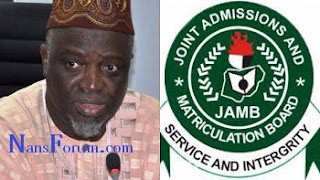 JAMB Explains Why Candidates Results On Its Portal was Removed