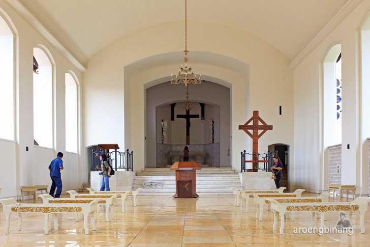 stauthamer gereja simultan menteng pulo