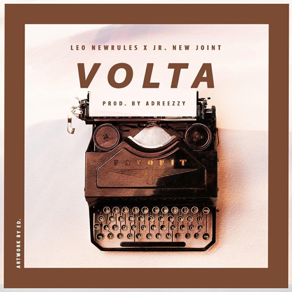 Leo Newrules - Volta (feat. Jr. New Joint)