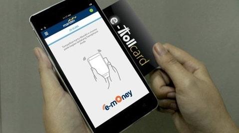 Cara Top Up E-Toll Mandiri di ATM BRI