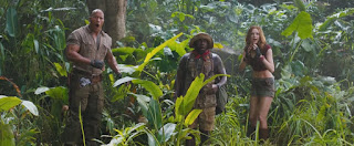 jumanji 2 welcome to the jungle arvostelu