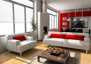 Gambar sofa ruang tamu mewah