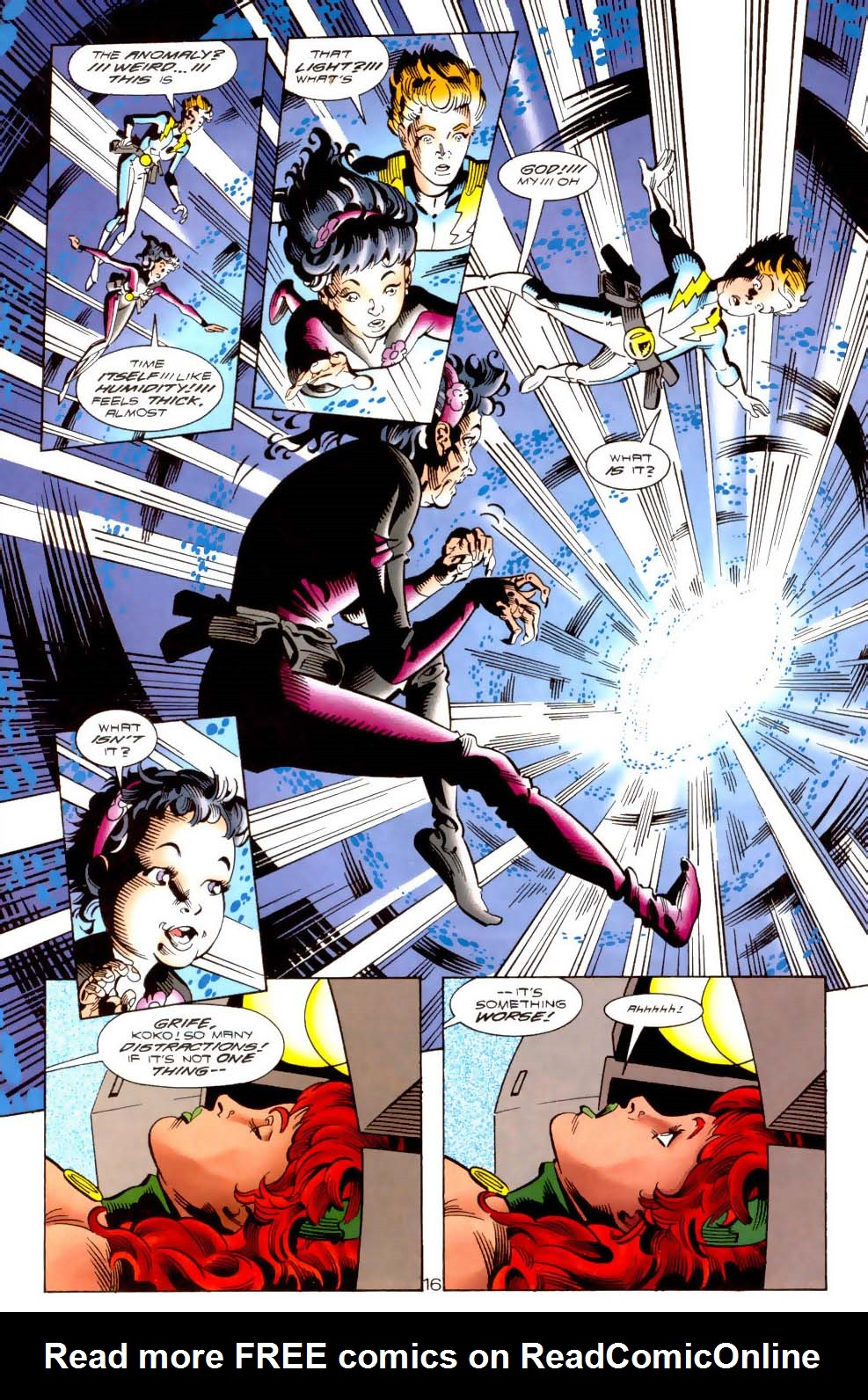 Legion of Super-Heroes (1989) 113 Page 15