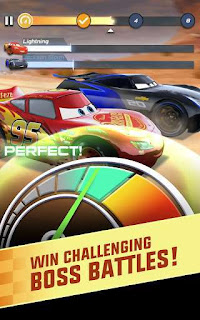Cars Lighting League Mod APK