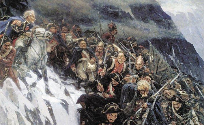 Переход Суворова через Альпы: любопытные факты