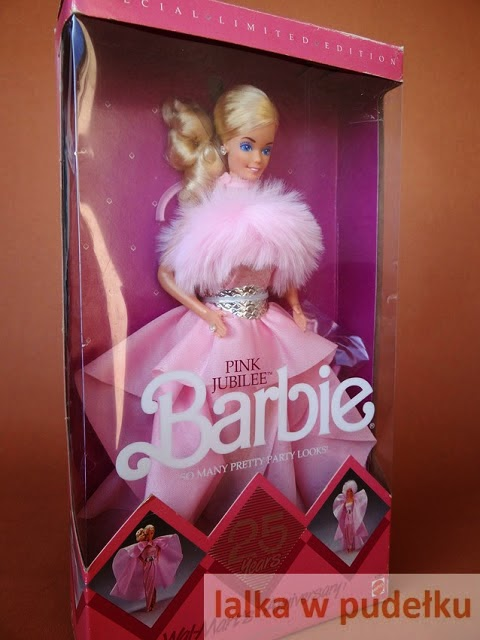 My best model - Barbie Pink Jubilee 1987