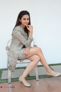 Actress Rakul Preet Singh Latest Picture Gallery in Short Dress  0149.JPG