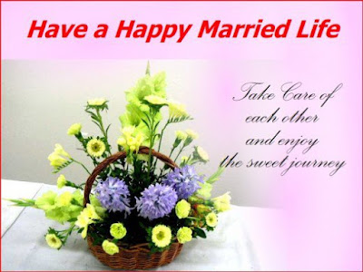 Happy Marriage-Wishes
