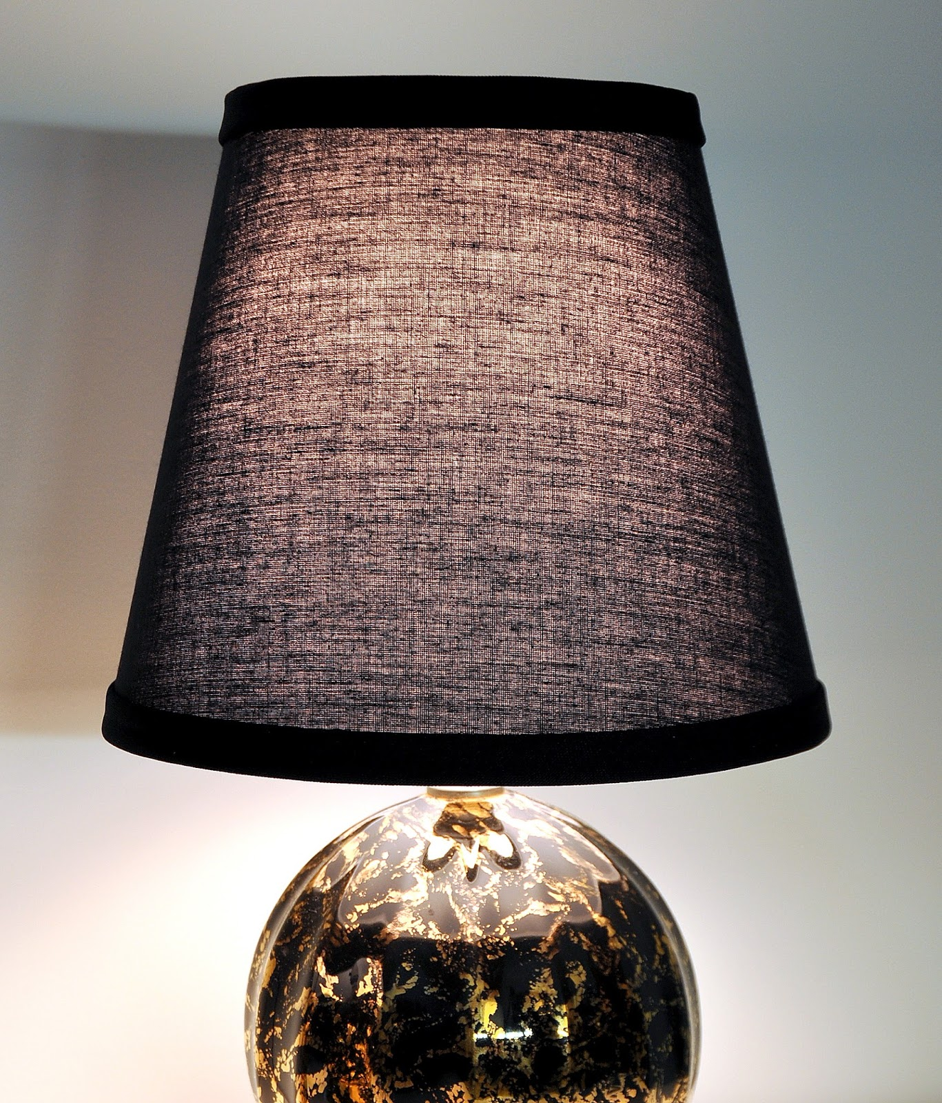 Lamp S: SELECT MODERN: Pair Of Hollywood Regency Black And Gold
