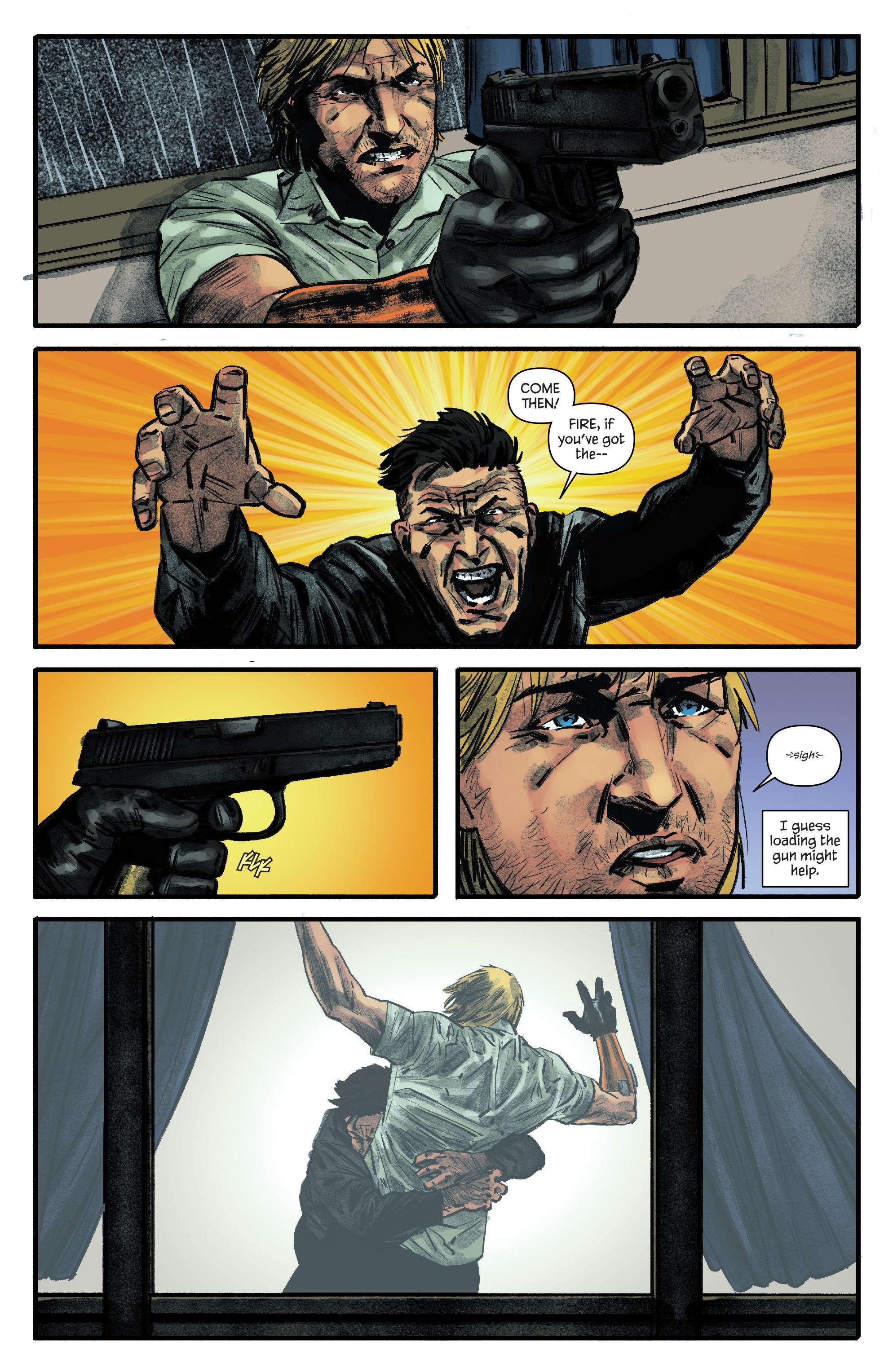 Read online James Bond: Felix Leiter comic -  Issue #6 - 16