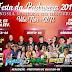 Programação da Festa da Padroeira de Vila Flor, RN - De 02 a 04 de Fevereiro