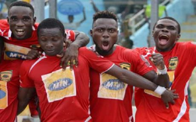 Asante Kotoko 1-0 Sekondi Hasaacas