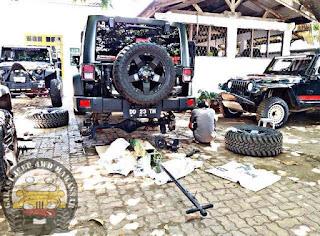 CV Garage Jeep Makassar Butuh Karyawan