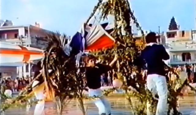 """Το παραδοσιακό έθιμο της Ερμιόνης """"Γιάλα Γιάλα"""" - Οι σφουγγαράδες και τα ταξίδια τους στη Μπαρμπαριά (βίντεο)"""