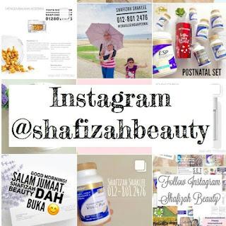 Follow Shafizahbeauty