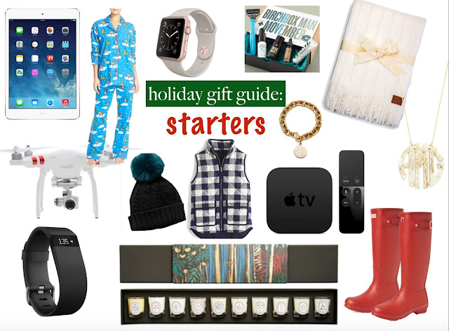 parlor girl holiday gift guide starters things to buy now for the holidays