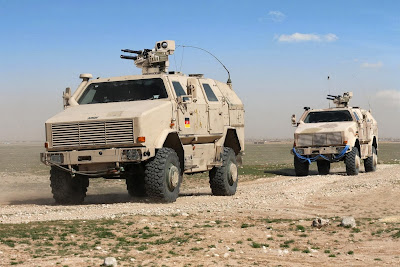 Dingo 2 All-Protected Carrier Vehicle