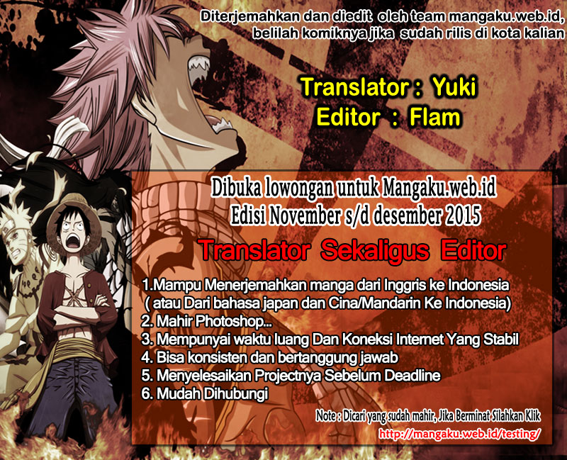 Black Clover Chapter 39 Penyihir Cermin