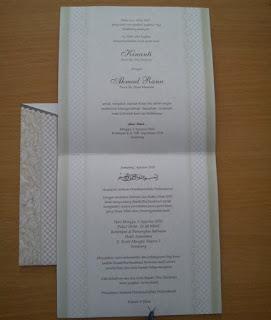 undangan softcover yang sedang trend