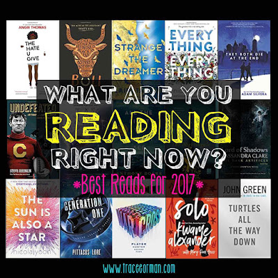 Reading List for 2017 www.traceeorman.com
