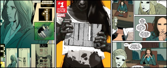 The brown bag hulk 2016 1 marvel comics hulk 2016 1 marvel comics publicscrutiny Images