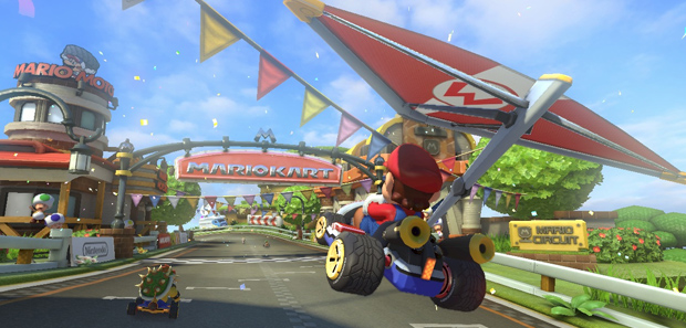 Mario Kart 8 Overview Video
