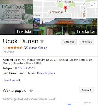 Manfaat dari Google Bisnisku