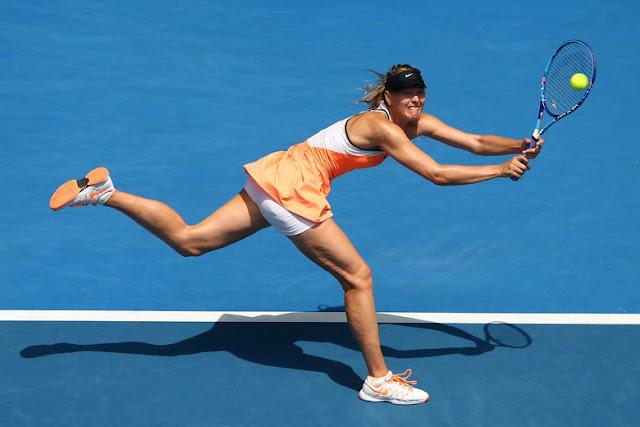 Jelang Comeback, Sharapova Tepis Kritik