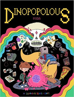 Dinopopolous by Nick Edwards