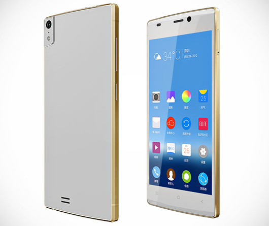 Smartphone Gionee Elife S5.5