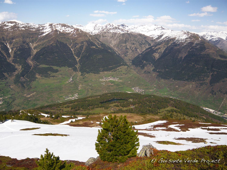 Valle de ar n una isla en los pirineos el guisante - Inmobiliarias valle de aran ...