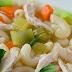 Resep dan Cara Membuat Sup Ayam Makaroni Spesial