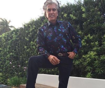 José Luis Rodríguez el Puma dice que está recuperado al 80 % tras el doble trasplante de pulmón