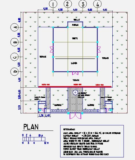 Panduan Membangun Masjid Prinsip Desain Masjid