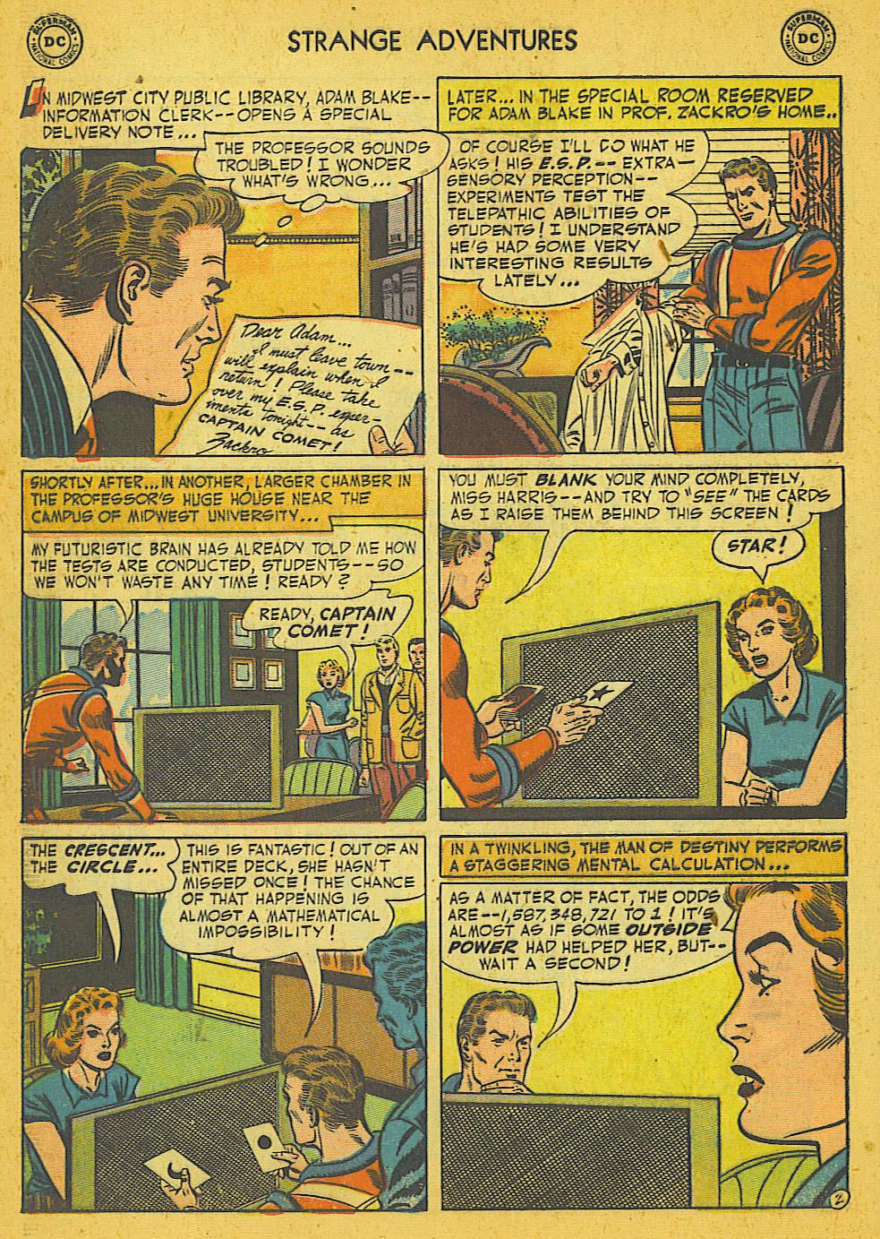 Strange Adventures (1950) issue 21 - Page 4
