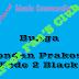 Bunga   Bondan Prakoso Fade 2 Black
