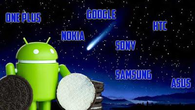 Daftar Smartphones Yang Mendapatkan Update Android 8.0 Oreo