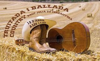 Truitada i ballada country