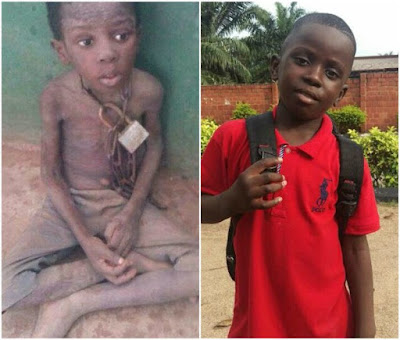 Beautiful-new-photo-of-the-9-year-old-boy-who-was-chained-by-his-father-in-a-church-one-year-ago
