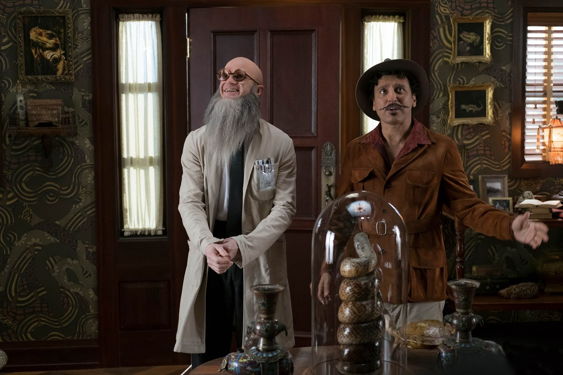 A Series of Unfortunate Events - Season 1 Episode 04: The Reptile Room: Part Two