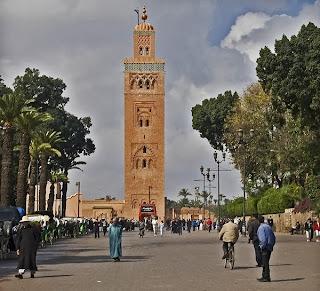 De viajeros por Marrakech 12