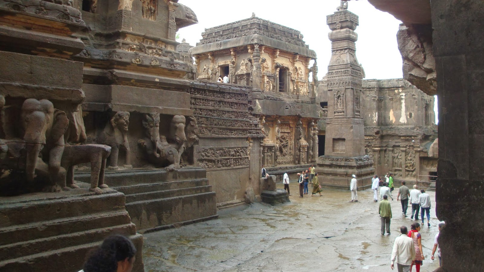 Ellora Caves India