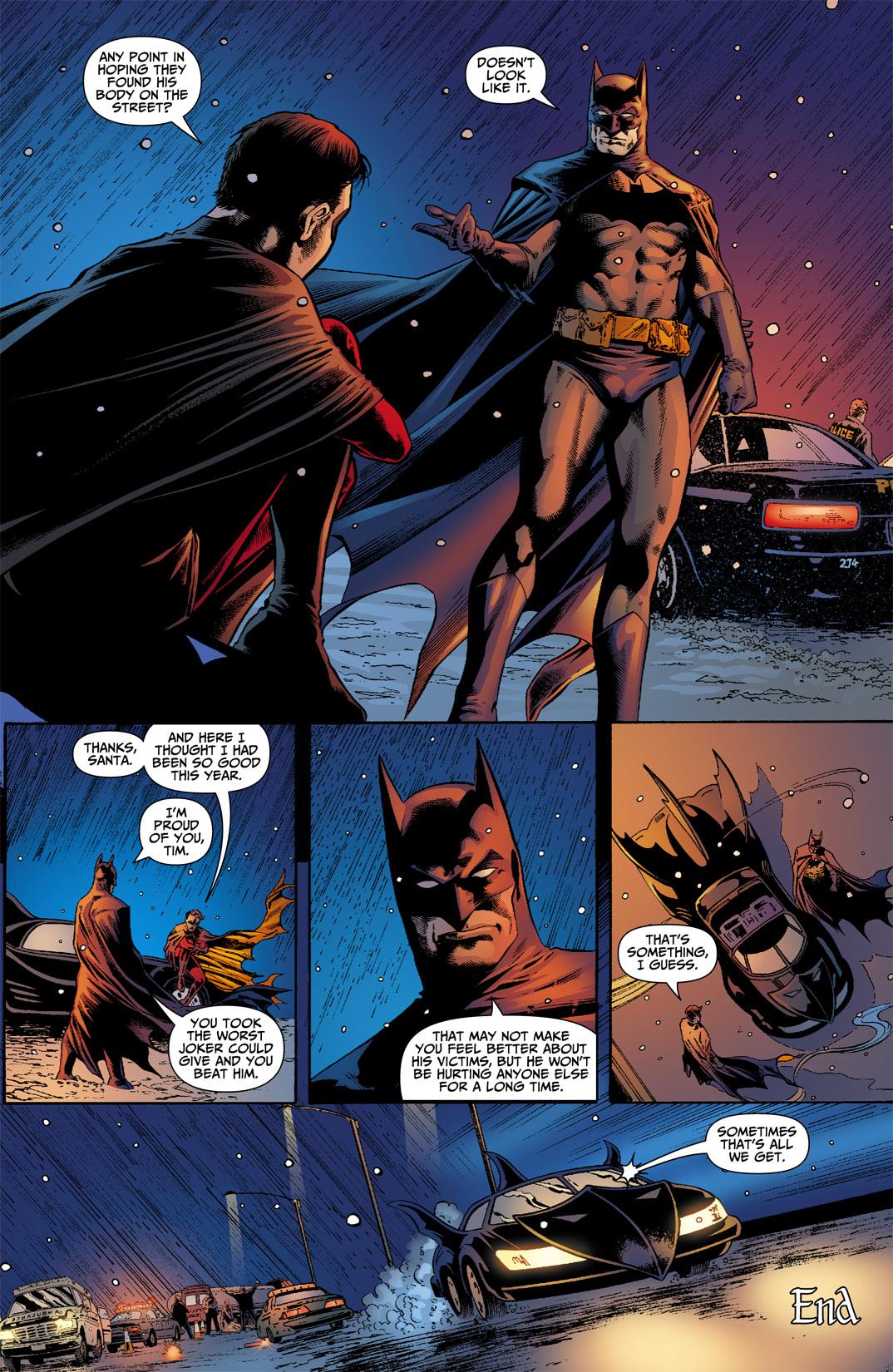 Detective Comics (1937) 826 Page 22