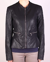Geaca Zara Dama Celine Black (Zara)