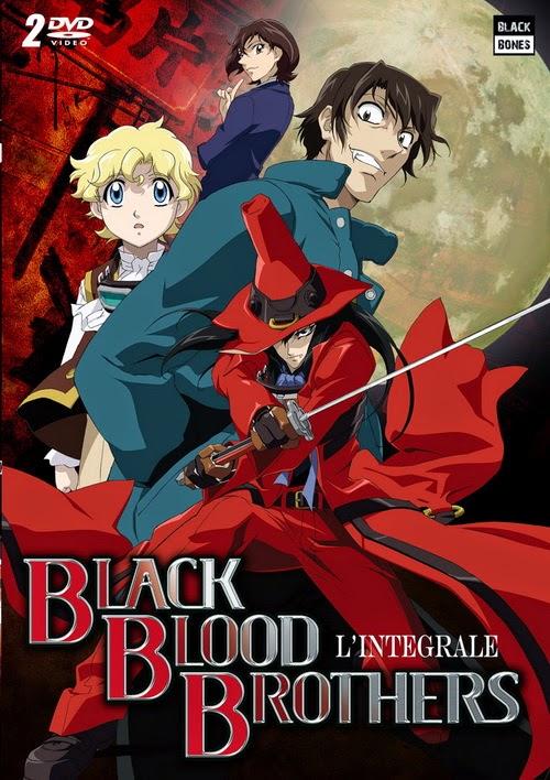 Black Blood Brothers |12/12| |Castellano| |Mega|