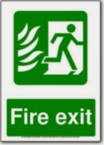 Safety Risks Safe Condition Signs