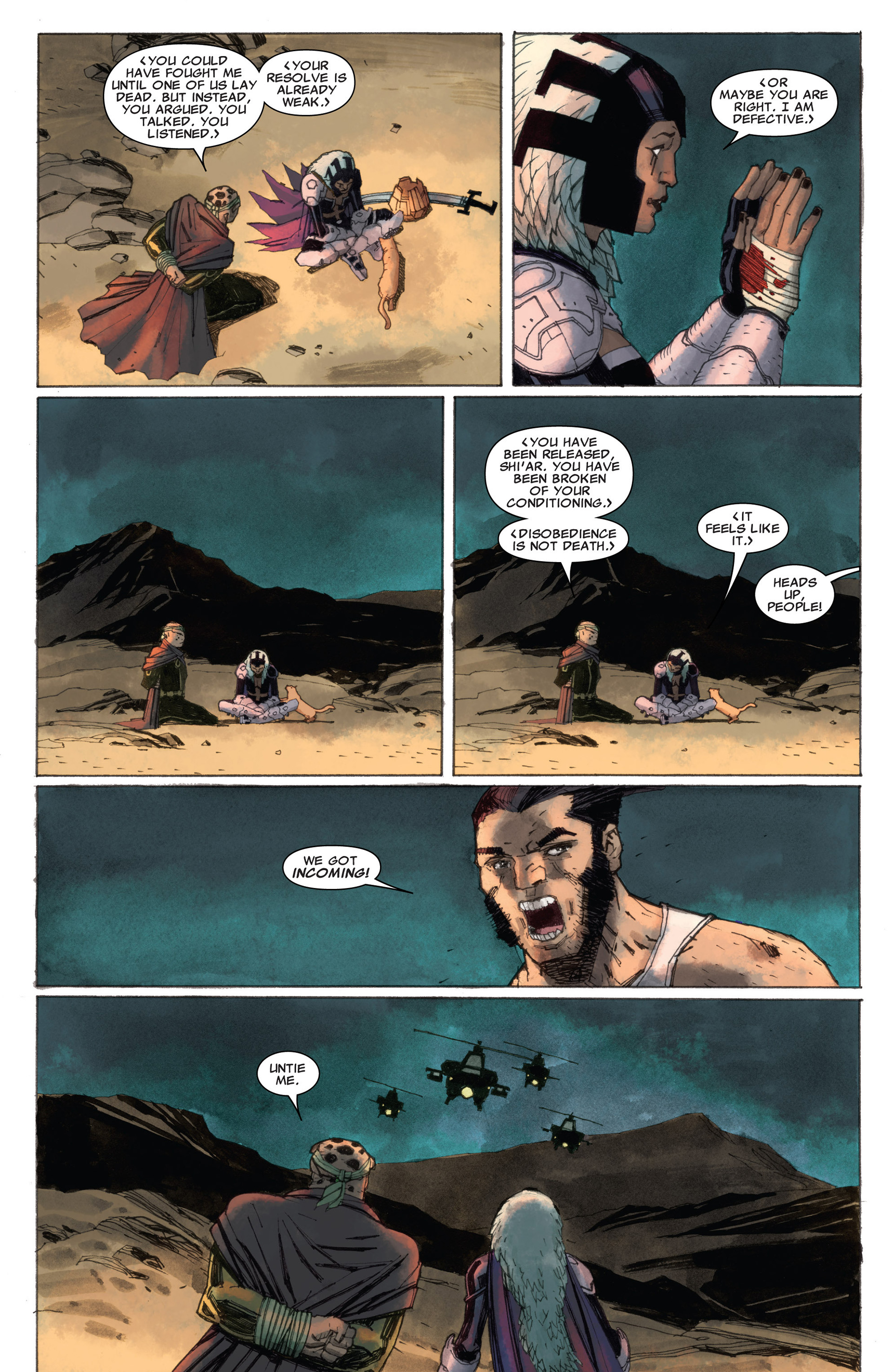 Read online Astonishing X-Men (2004) comic -  Issue #58 - 16