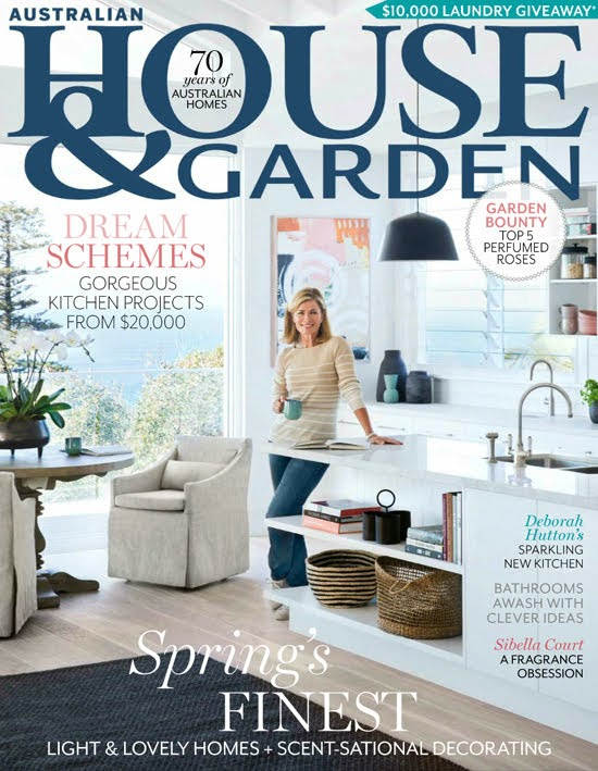 Safari Fusion blog | Australian House & Garden | September 2018